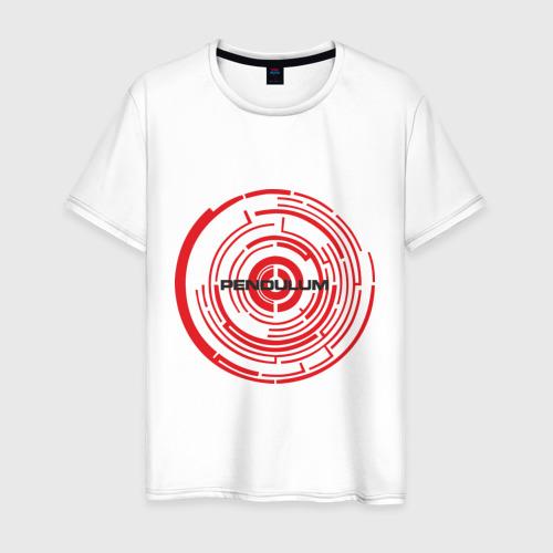 Мужская футболка хлопок Pendulum