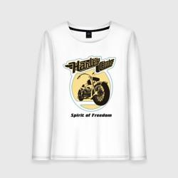 """Harley Davidson """"Spirit of freedom"""""""