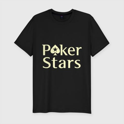 Poker Stars - светящаяся
