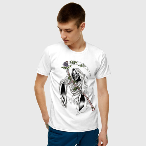 Мужская футболка хлопок Death (1) Фото 01