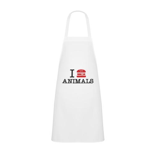 I eat animals