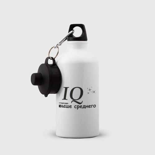 Бутылка спортивная  Фото 03, IQ гораздо выше среднего