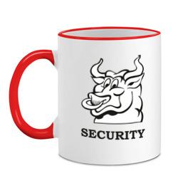 I'm security