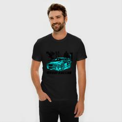 Street racing American car