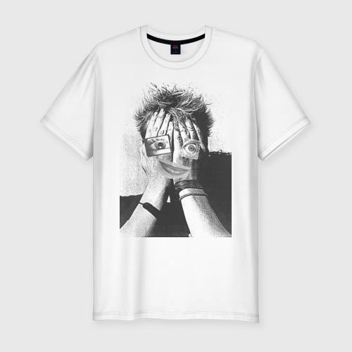 Мужская футболка премиум  Фото 01, Абстракция (2)