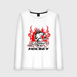 Жаркий лёд хоккея