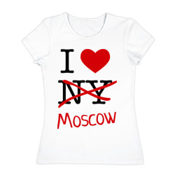 I love Moscow (2)