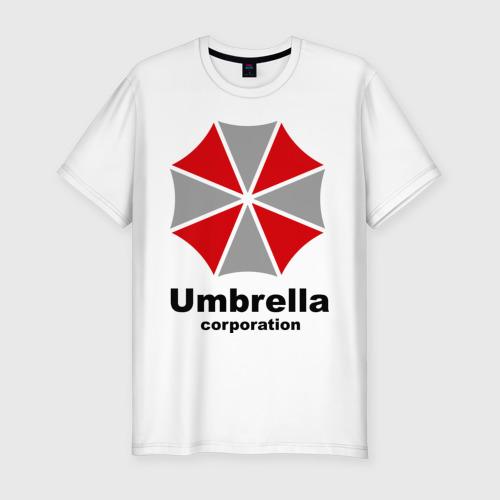 Мужская футболка премиум  Фото 01, Umbrella corporation