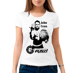 Джон Сена чемпион WWE