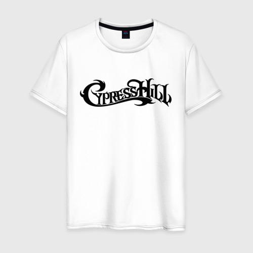 Мужская футболка хлопок Cypress Hill