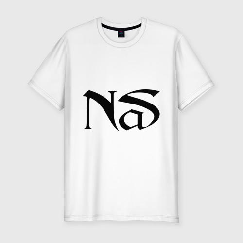 Мужская футболка премиум  Фото 01, Nas