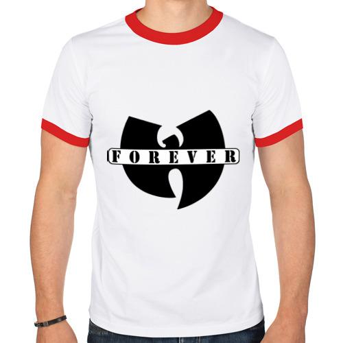 Мужская футболка рингер  Фото 01, Wu-Tang Forever