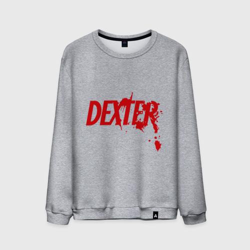 Мужской свитшот хлопок  Фото 01, Dexter - Декстер