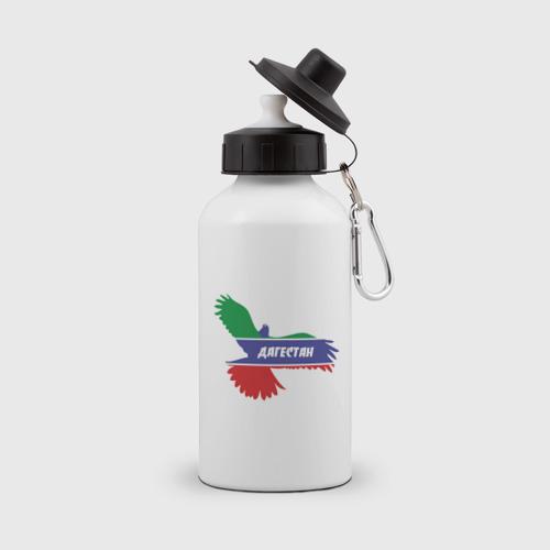 Бутылка спортивная Дагестан, орел