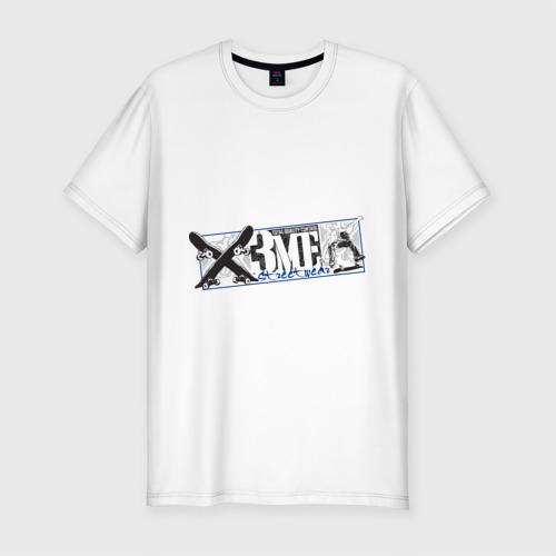 Мужская футболка премиум  Фото 01, X3me