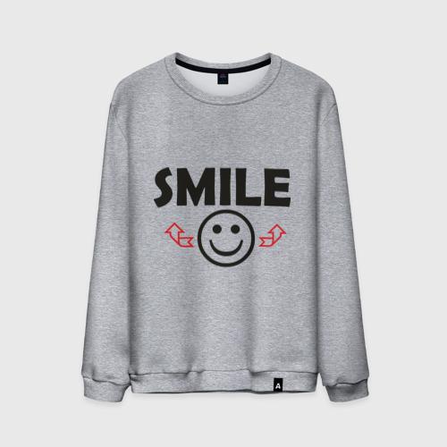 Russian smile