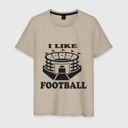 I like football, цвет: бежевый, фото 40
