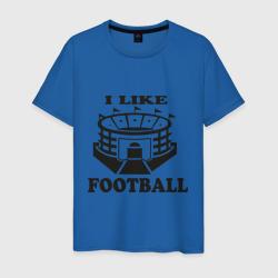 I like football, цвет: синий, фото 15