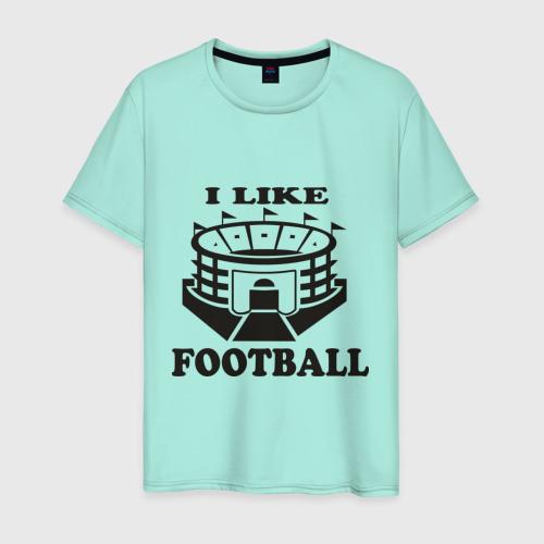 I like football, цвет: мятный, фото 55