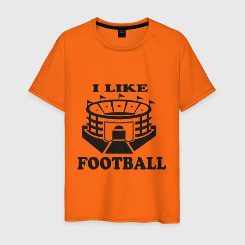 I like football, цвет: оранжевый, фото 20