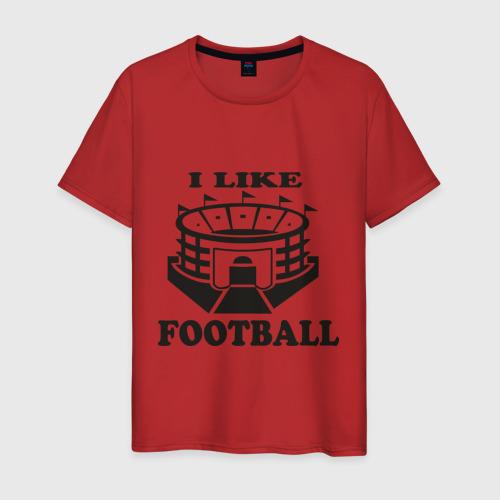 I like football, цвет: красный, фото 5