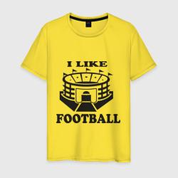 I like football, цвет: желтый, фото 10