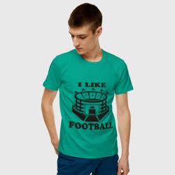 I like football, цвет: зеленый, фото 27