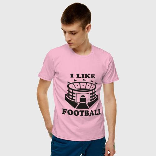 I like football, цвет: светло-розовый, фото 62
