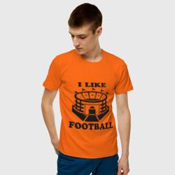 I like football, цвет: оранжевый, фото 22