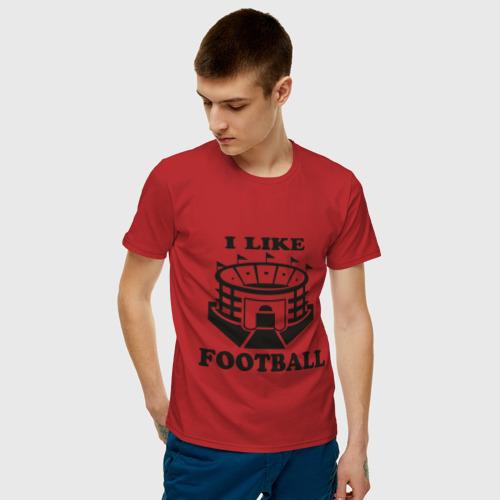 I like football, цвет: красный, фото 7