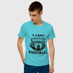I like football, цвет: бирюзовый, фото 32