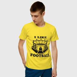 I like football, цвет: желтый, фото 12