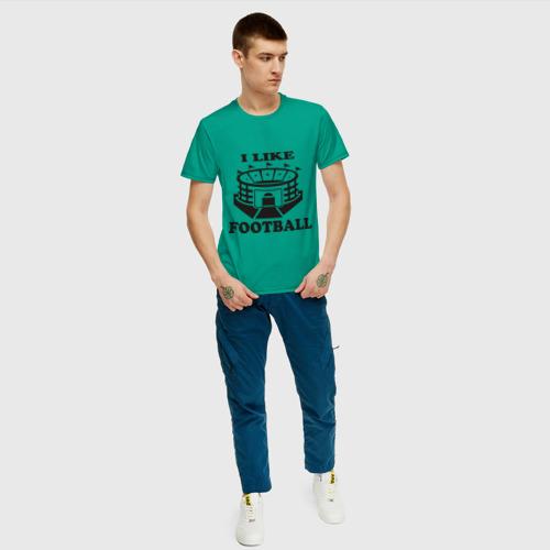 I like football, цвет: зеленый, фото 29