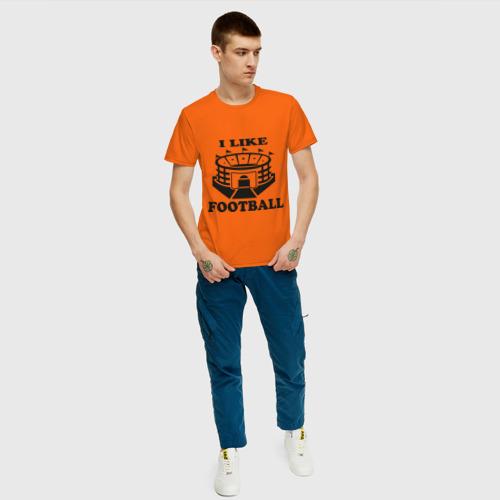 I like football, цвет: оранжевый, фото 24