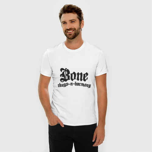 Мужская футболка премиум  Фото 03, Bone Thugs-n-Harmony