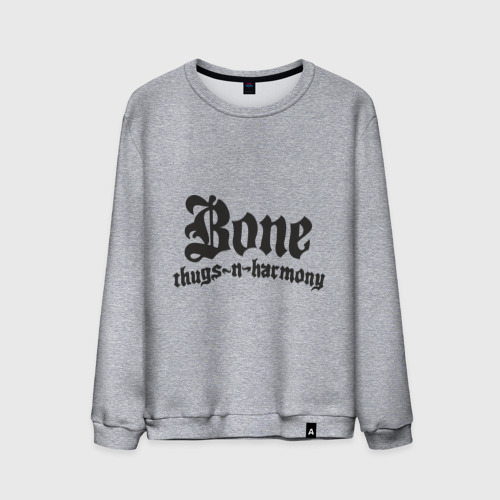 Мужской свитшот хлопок  Фото 01, Bone Thugs-n-Harmony