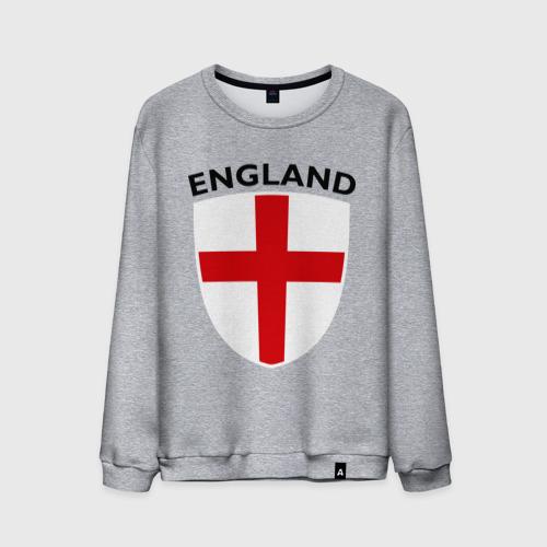 Мужской свитшот хлопок  Фото 01, England - Англия