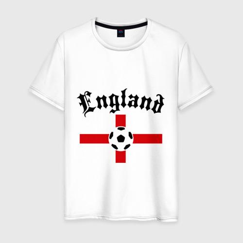 Мужская футболка хлопок England (2)