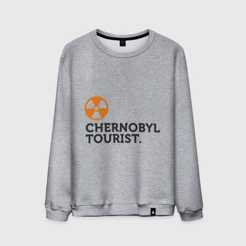 Мужской свитшот хлопок  Фото 01, Chernobyl tourist