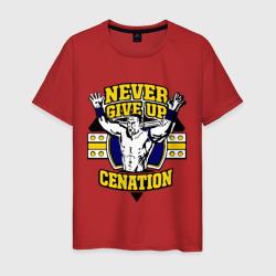 "WWE John Cena ""Never Give Up"" (3)"