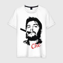 Че Гевара с сигарой