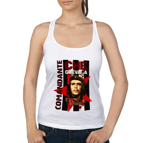 Женская майка борцовка  Фото 01, Che Guevara (4)