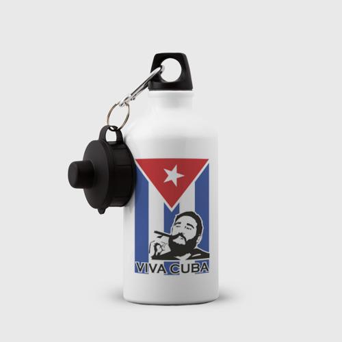 Бутылка спортивная  Фото 03, Viva, Cuba!