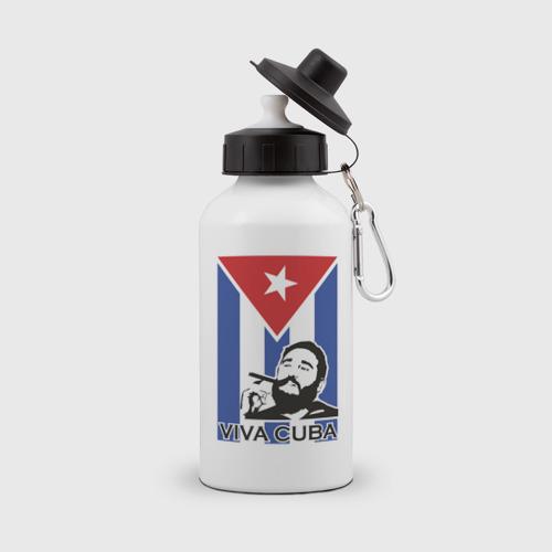 Бутылка спортивная  Фото 01, Viva, Cuba!