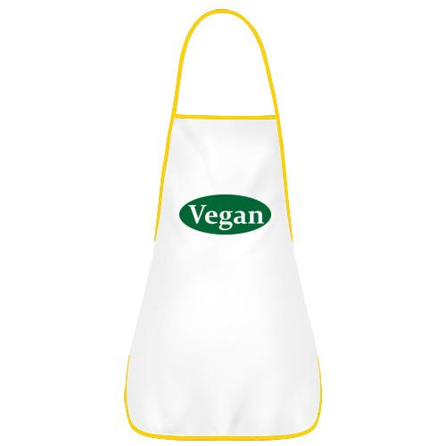 Фартук с кантом Vegan