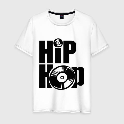Мужская футболка хлопок Hip-Hop (2)