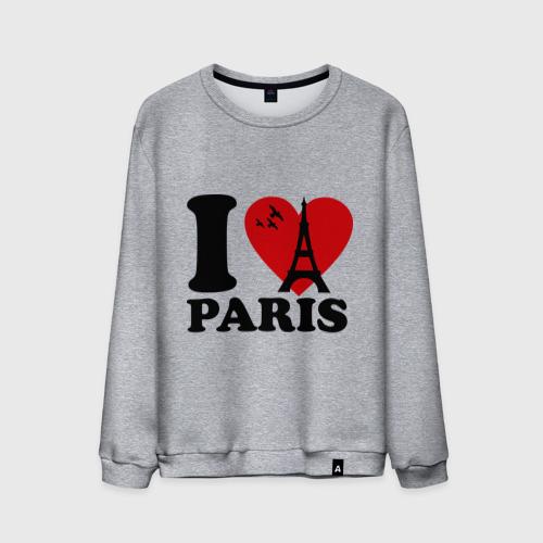 Я люблю Париж