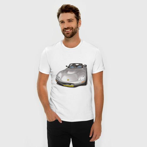 Мужская футболка премиум  Фото 03, Ginetta (3)