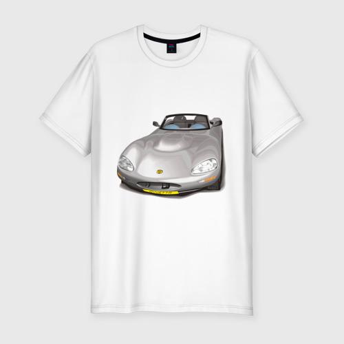 Мужская футболка премиум  Фото 01, Ginetta (3)