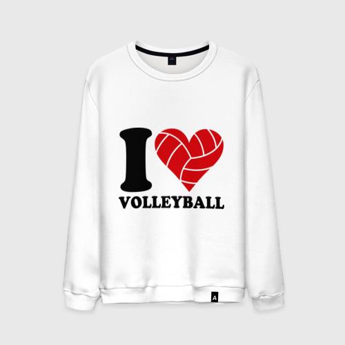 I love volleyball - Я люблю волейбол